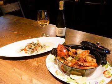 寒い季節に味わいたい! 渋谷『Chouchou』で味わう極上の自然派ワインとフランス郷土料理