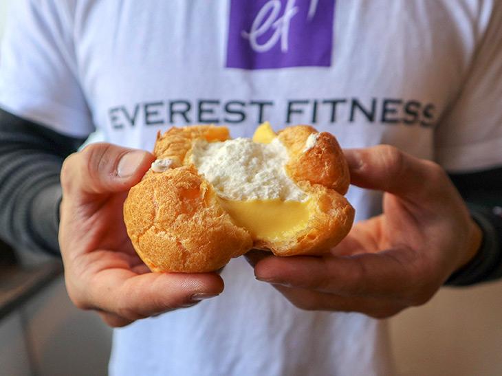 現役トレーナーに聞く筋肉メシ!「糖質制限」って何それ? スイーツはカッコいい体作りの味方!