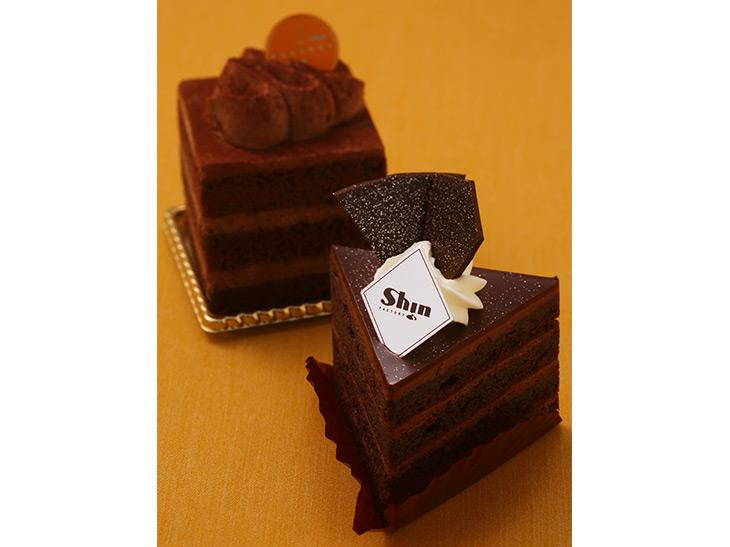 「クリーミーショコラ」496円/「ピタゴラス」453円