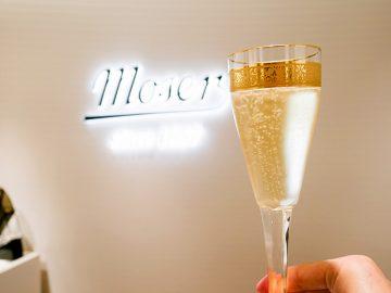 チェコの最高級グラス「モーゼルクリスタル」で体験する贅沢なシャンパンイベントが開催決定!