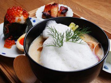 一汁一菜で満足! 味噌汁専門店「MISOJYU」の冬の新メニューとは?