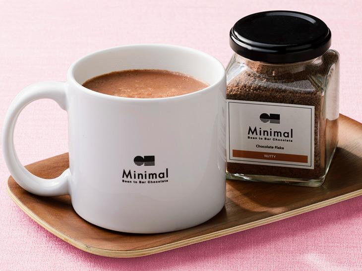 『Minimal -Bean to Bar Chocolate』の「Chocolate Flake」(1個/100g)1,296円
