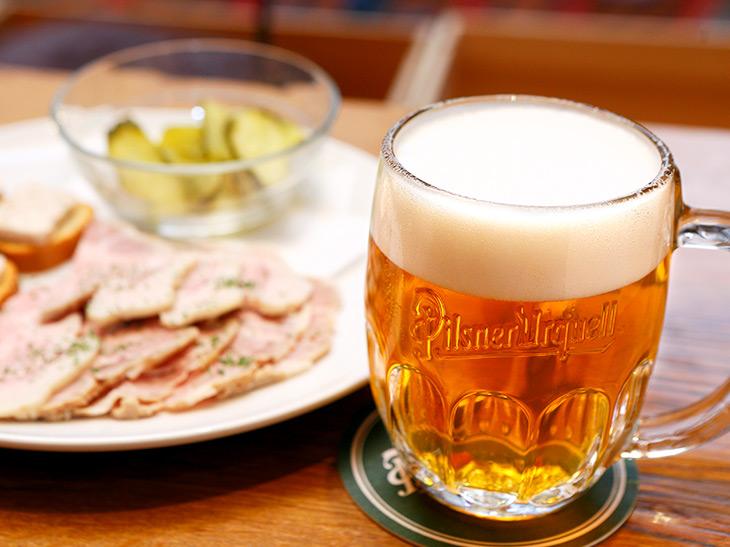 ビール通が注目するチェコ産ビール「ピルスナーウルケル」の魅力とは?