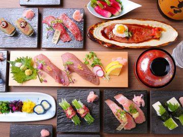 京都祇園発の楽しみ方! 松坂牛の旨味を鮨で堪能する京都『おにくのおすし』とは?