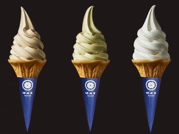 """日本初上陸! 台湾生まれ『蜷尾家』の""""スキアマ""""なソフトクリームってどんな味?"""