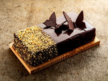 デンマーク発100%オーガニックチョコ『サマーバード オーガニック』の日本限定のクリスマスケーキが美味しそう!