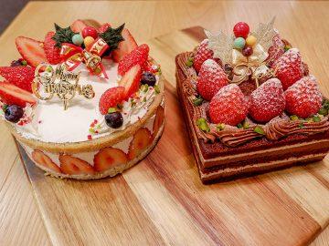 """カロリーが気にならない""""ギルトフリー""""のクリスマスケーキは想像以上に美味しかった"""