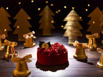 今年のクリスマスを華やかに彩る! 『ピエール・マルコリーニ』のクリスマスケーキ