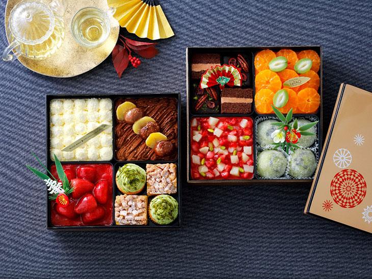 今までのおせちはもう古い!? 完売必至のルタオの豪華「スイーツおせち」で平成最後の正月を楽しむ