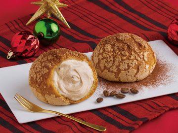 シュークリームがクリスマスケーキやティラミスに!? 『シュクリム シュクリ』12月限定メニューが斬新