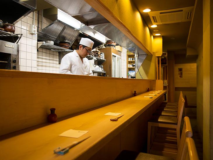 荒木町の和食の名店『宮わき』の、空間造りから始まる心尽くしのおもてなしとは?