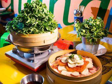 タイ屋台料理『999』のパクチー鍋が進化! 今シーズンはトロトロチーズの合体感がスゴイ!