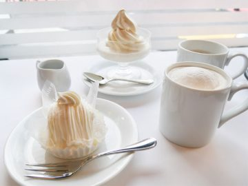 """『カフェ・ベローチェ』平成最後の新作! """"4つのホワイトスイーツ""""を食べてきた"""