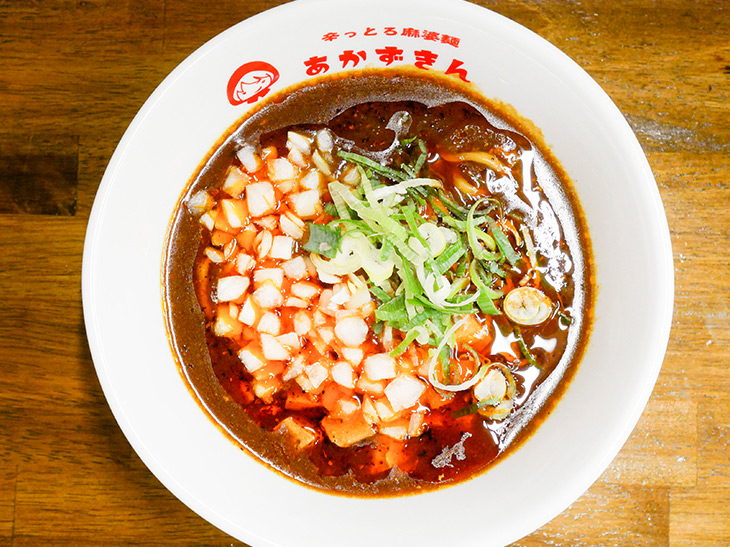 ラーメン激戦区蒲田に誕生した『あかずきん』の辛ウマ絶品「麻婆麺」&「生姜そば」とは?