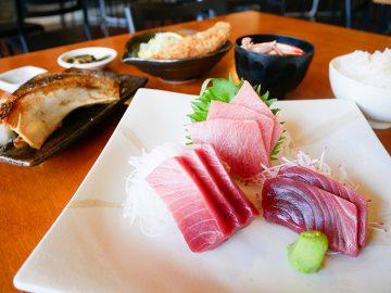 年末にマグロを食べるなら、三崎港・市場直結『魚市場食堂』で獲れたてを狙うべし!