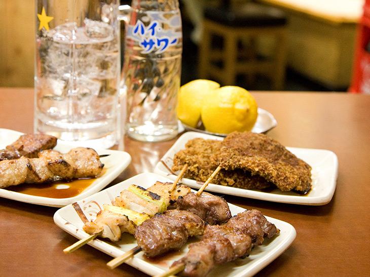 レモンサワー発祥の店・祐天寺の名居酒屋『ばん』で食べておきたい料理はこれ!
