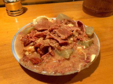 旨い店はタクシー運転手に訊け! 駒沢の老舗定食屋『かっぱ』の銀シャリと煮込みが絶品すぎる