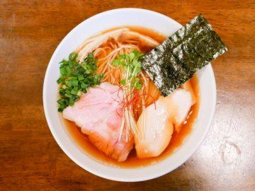 ラーメン官僚もノックアウトされた西巣鴨『麺庵小島流』の至極の一杯とは?