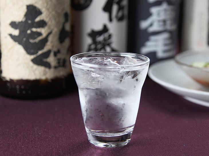 焼酎は、糖質を含まない蒸留酒ですが……