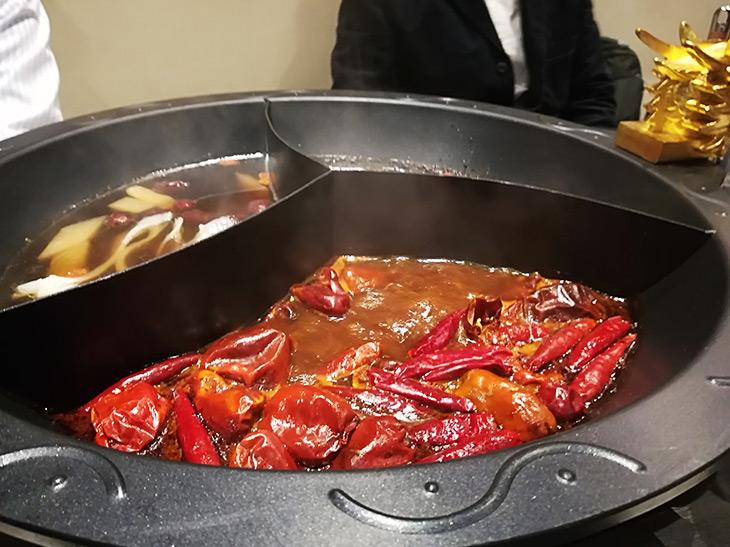 「火鍋ベーシックコース」3,800円