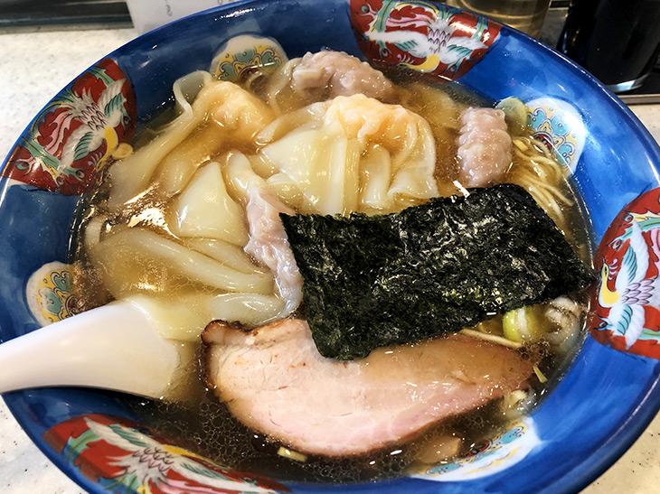 「ミックスワンタンメン」1,170円
