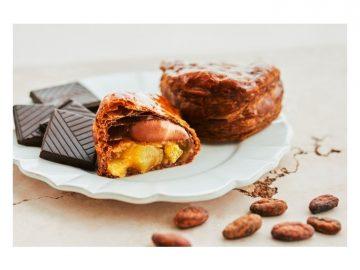 大人気アップルパイ専門店『RINGO』からバレンタイン限定のチョコカスタードアップルパイが登場!
