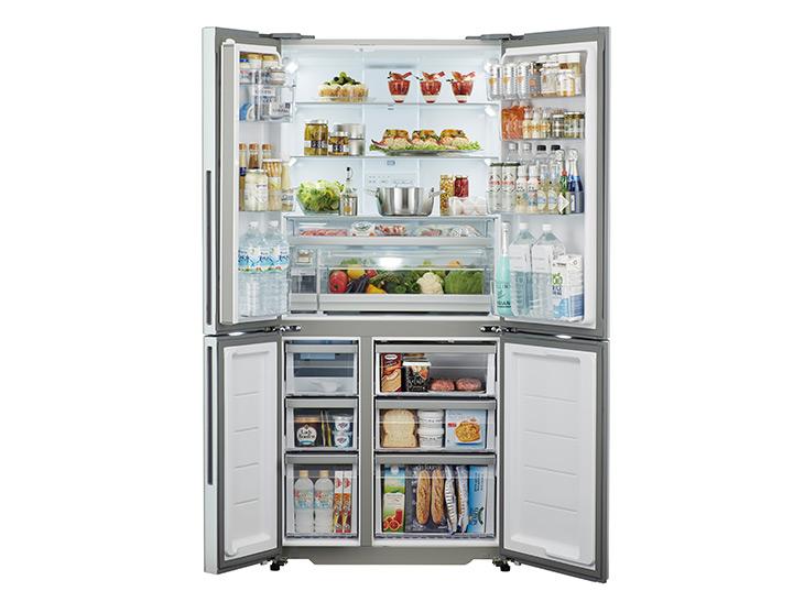 この冷蔵庫なら料理上手になれそう!