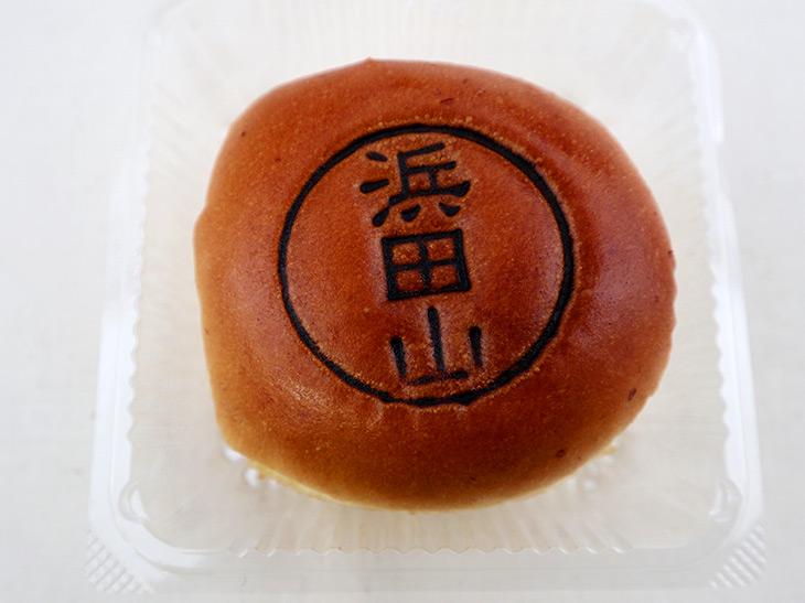 「浜田山あんパン」154円