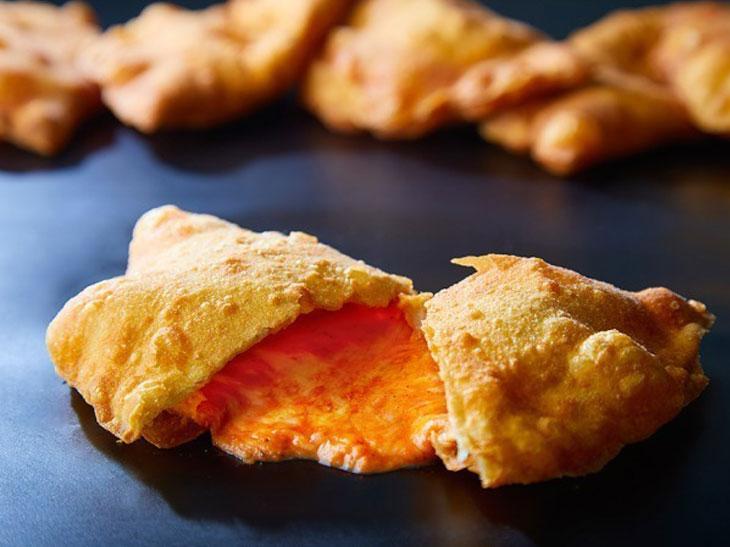 日本初上陸! イタリアのソウルフード揚げピザ「パンツェロット」の専門店が代官山にオープン