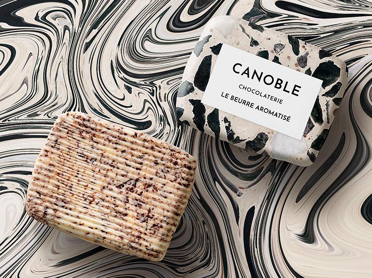 内容:ガーナ産チョコレート、発酵バター。1,240円
