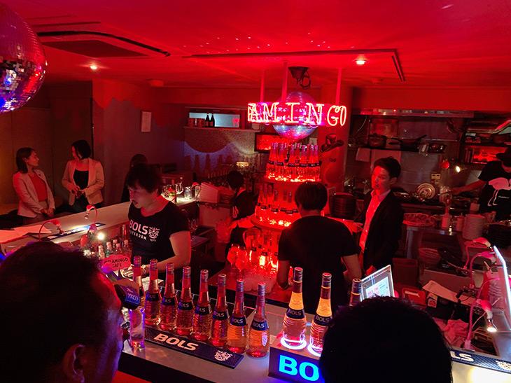 Cafe FRAMINGOは2月6日にリニューアルオープンしたばかり。「宇田川カフェ」「cafe BOHEMIA」「桜丘カフェ」「宇田川カフェ Suite」「PROPAGANDA」でも同キャンペーンを実施する