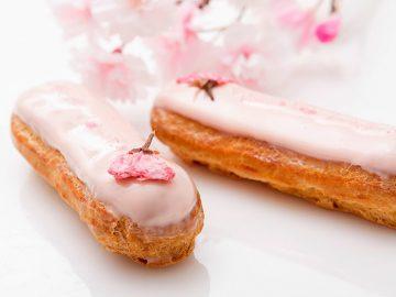 サダハル・アオキの春の新作スイーツが、桜色満開でかわいすぎる!