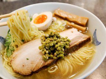 銀座で飲んだ後は、『麺屋ひょっとこ』の「和風実山椒柳麺」が最強の〆ラーメンである理由