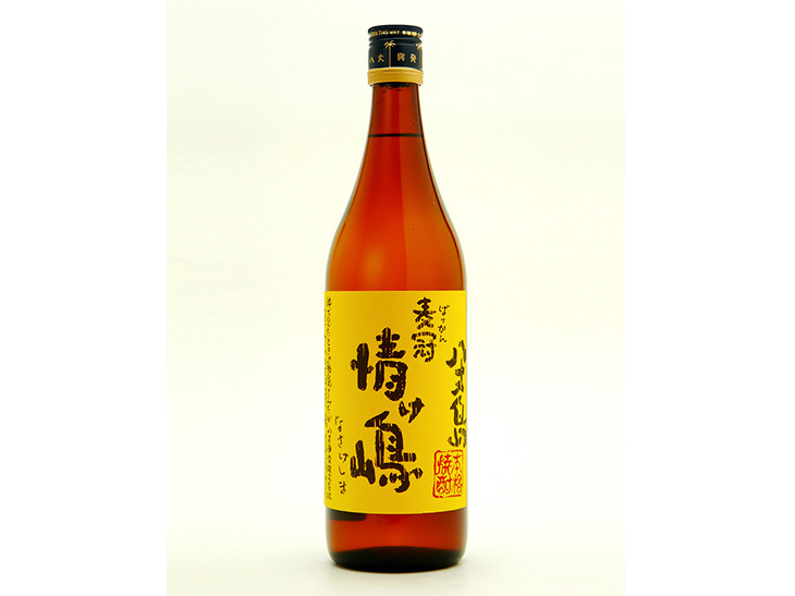 麦冠 情け嶋(八丈島・八丈開発株式会社)