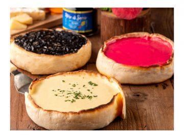国内5つのチーズ専門店が同時提供! 今年ブーム確実な「カラフルなシカゴピザ」とは?