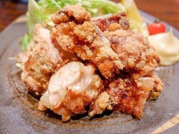 歌舞伎町の『酒晴』で長野のご当地からあげ「山賊焼き」を食べてきた