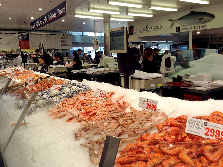 国土が広いオーストラリアは本当に食材が豊富。この豊富な食材がオーストラリア料理の基本となる