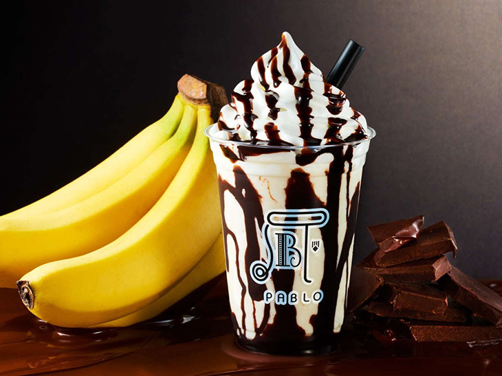 チーズタルト専門店『PABLO』の新作スムージー「ビターチョコバナナ」が登場