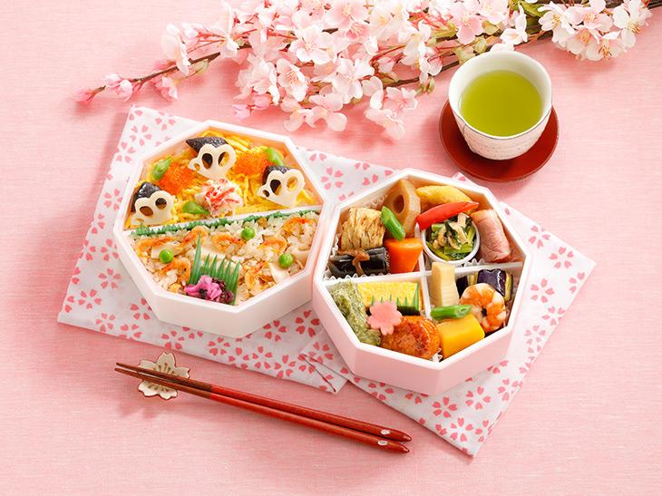 美しい花見弁当が大集結! 大丸東京店で「お花見ウィークス」が開催中
