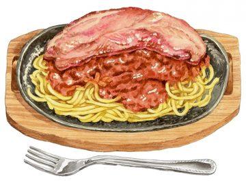 男の妄想食堂。韓国調味料「ダシダ」が決め手の「ミートソーススパゲッティ」を作る