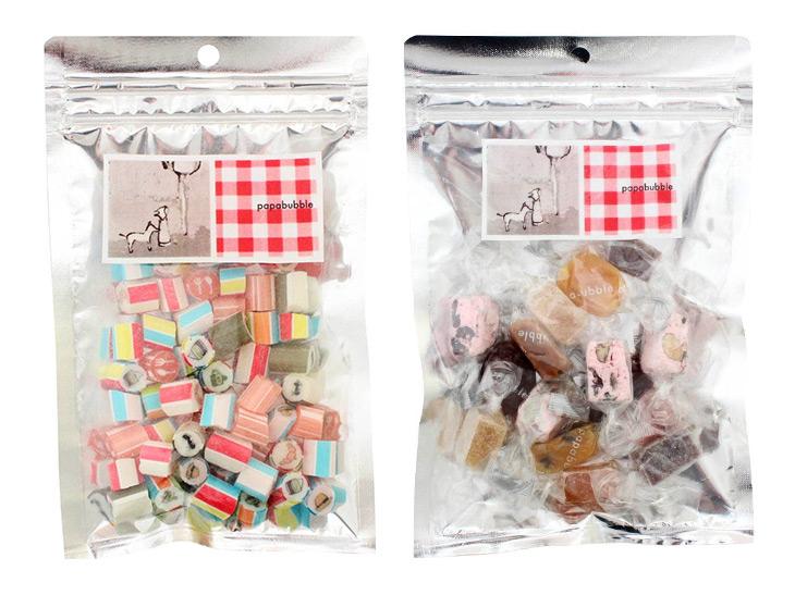 「おでかけミックスキャンディー」BAG40g580円/JAR(S)50g800円/JAR(M)170g2,300円