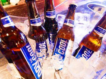 開放感MAX! 「アサヒ スーパードライ」にスッキリ爽やかなビール「ザ・クール」が登場