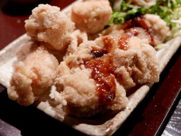 """""""塩からあげ""""の最高峰・六本木『串真』で、塩のみで味付けした激ウマからあげを食べてきた"""