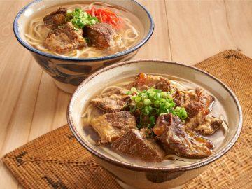 ソーキそばにポーク玉子おにぎりも! 横浜の「沖縄物産展」で味わいたい絶品沖縄グルメ