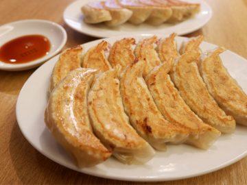 大阪王将50周年記念! 創業時の味を再現した「復刻餃子」を食べてきた