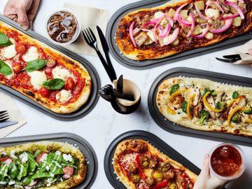 カスタム自由自在! 世界に一つだけのピザを作れる『R PIZZA』が六本木にオープン