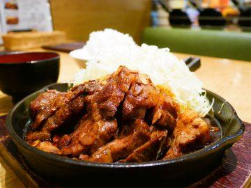 総重量1.3kg!? 秋葉原『東京トンテキ』の「特大トンテキ定食」を食べてきた!