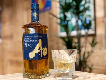 世界5大ウイスキーをブレンド!? 大胆かつ個性的なウイスキー「碧Ao」とは?