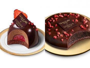 ローソン×ゴディバ! チョコとイチゴが香る極上ショコラが美味しい理由