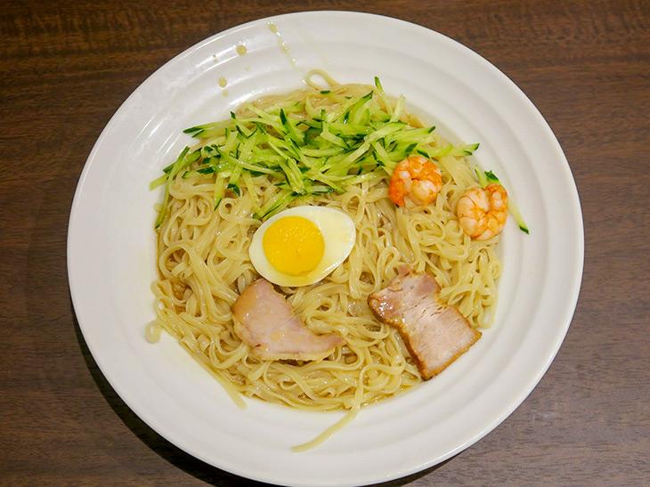 こちらは呉冷麺の元祖『珍来軒』(広島県呉市)の「冷麺」